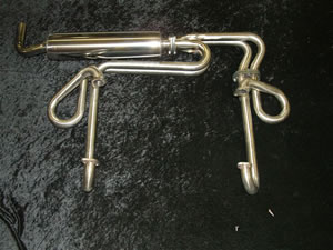 Type 25 1.9 and 2.1 Exhaust system