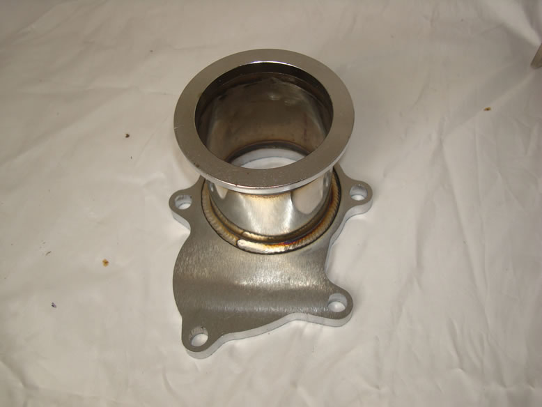 Turbo downpipe flange
